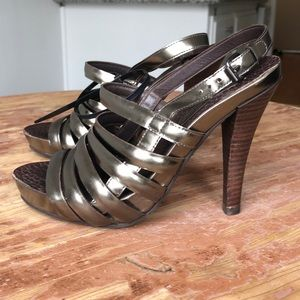 Bcbg Heeled Sandals in Great condition